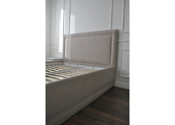Łóżko Glamour Lux