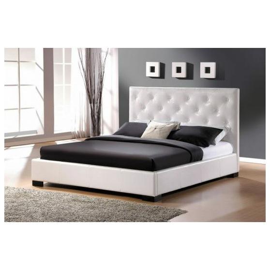 Łóżko White